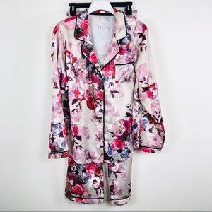 Gilligan & Omalley Floral PJ Set Size XXL